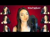 Kamelot - March Of Mephisto ( The Black Halo ) Minniva feat David Olivares Cover collab