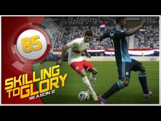 FIFA 15 - Skilling to Glory S2 ''Two More Goals'' Episode 85