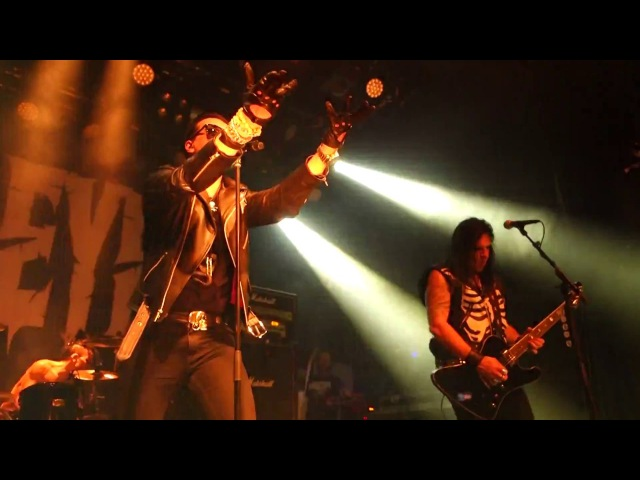 The Chair The 69 Eyes live @ Halloween in HEL 29 10 2016