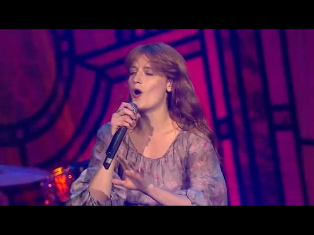 Florence And The Machine - Stay With Me (Sam Smith Cover) OWF 2014