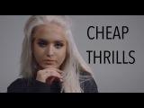 Cheap Thrills - Sia ft. Sean Paul Macy Kate Cover