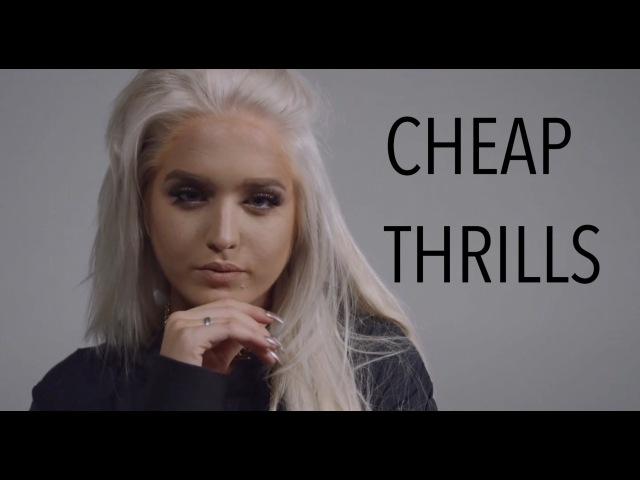 Cheap Thrills - Sia ft. Sean Paul | Macy Kate Cover
