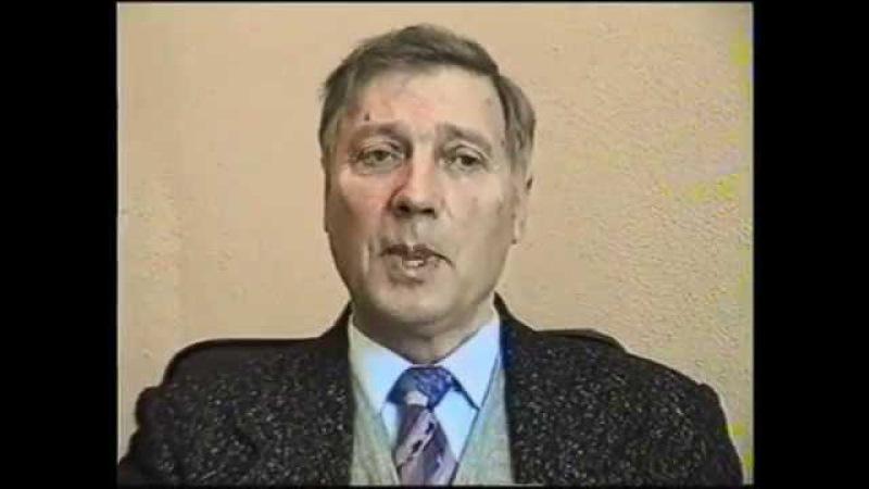 Валерий Ободзинский в Дубне (11.09.1996)