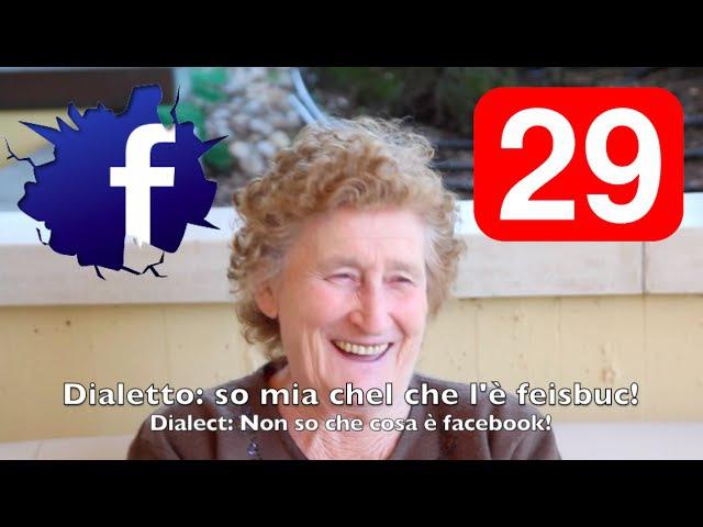 LearnItalianShow Ep 29 Dialetti AIUTOO CULTURA