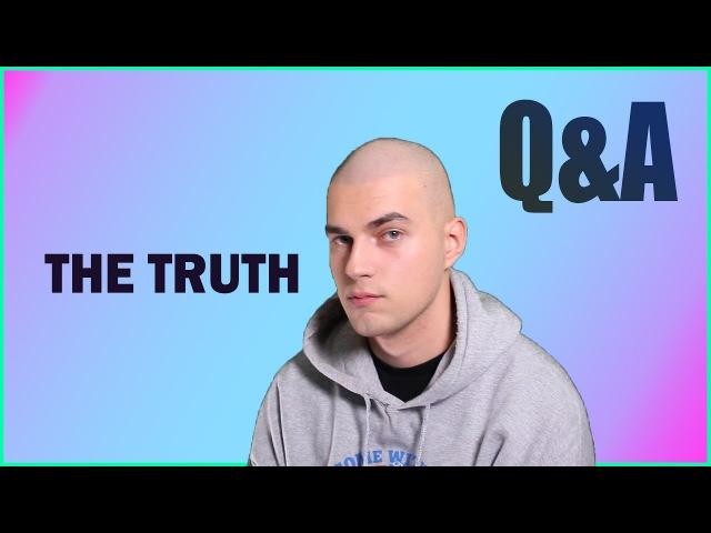 Why do i shave my head (QA)