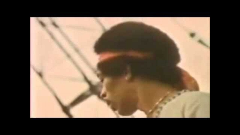 Jimi Hendrix The Star Spangled Banner American Anthem Live at Woodstock 1969