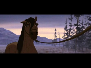 Spirit: Stallion of the Cimarron - Rains death