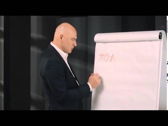 Как достигать поставленные цели Радислав Гандапас