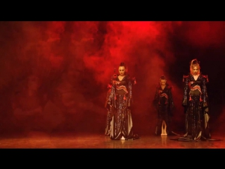 Эротический шоу балет. «Dream show». Санкт-Петербург.