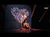 Лучший танец лучших танцоров нашей страны- Юлиана Бухольц и Антон Пануфник (Танцы.Битва сезонов)