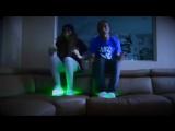 Dytto Fik Shun dance light up LED shoes