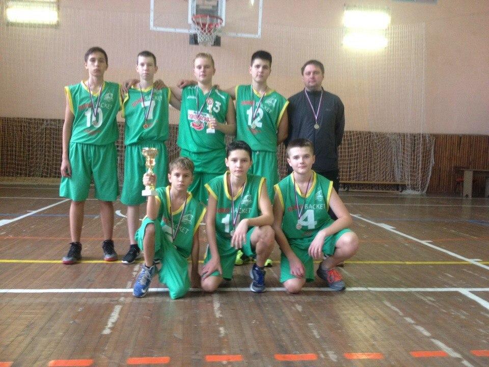 Таганрогские баскетболисты привезли победу из Волгодонска