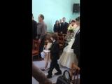 Венчание Антона и Юли 23.04.16