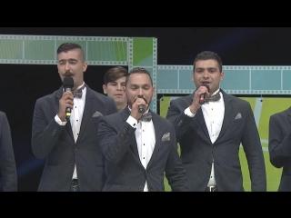 Сборная Баку - Приветствие (КВН Первая лига 2014. Вторая 1/2 финала)