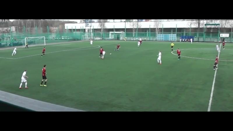 Голы 23.04.2016 г. Кубок КФК Делин-Сызрань-2003-М - 3:1