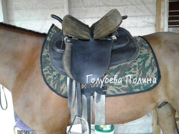 Конная мастерская Полины Голубевой https://vk.com/horse_handmade (Хаба