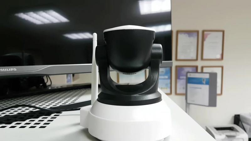 Поворотная IP-Камера с Wi-Fi VidaTec HTZ-10WF