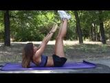 10 простых упражнений для тонкой талии и проработки косых мышц пресса