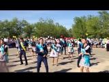 №12 І Қабылов атындағы орта мектеп. Жас Түлек - 2015ж