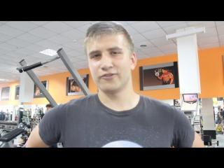 Олексій про тренажерний зал комплексу СВ