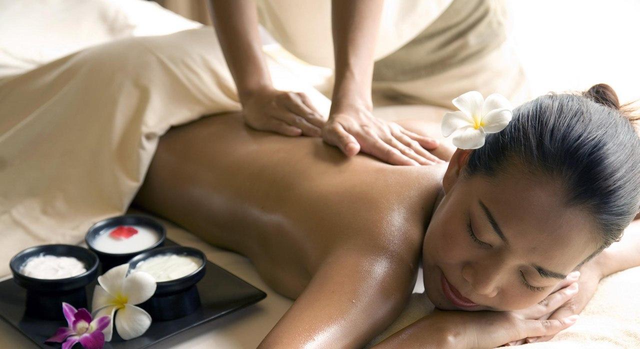 Приятний масаж двух 6 фотография