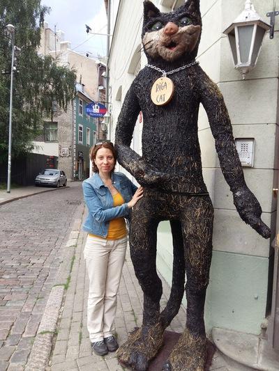 Анна Горбатова