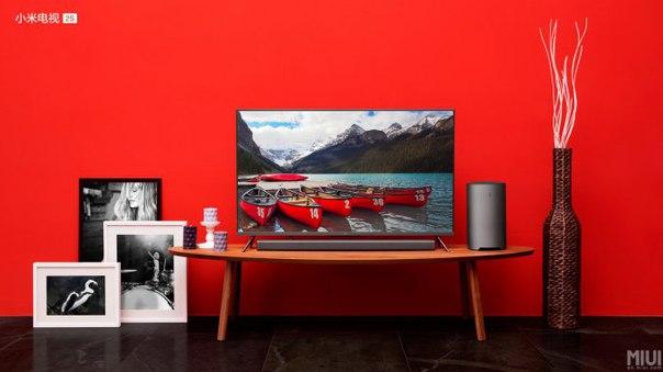 Xiaomi Mi TV2S — 4К телевизор толщиной менее 1 см