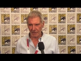 Harrison Ford to new Star Wars cast- Your life is over