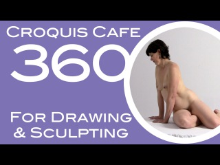 Croquis Cafe 360: Drawing & Sculpture Resource, Vivian #11