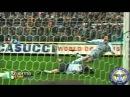 Serie A 1999-2000, day 27 Lazio - Roma 2-1 (Montella, Nedved, Veron)