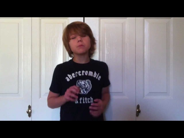 Nothing (The Script) cover by Reed Deming
