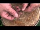 Как сделать веревку из растений. Уроки выживания.