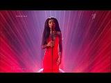 Евровидение 2015 - Латвия. Aminata. `Love Injected`. Второй полуфинал. Евровидение 2015 - Первый канал