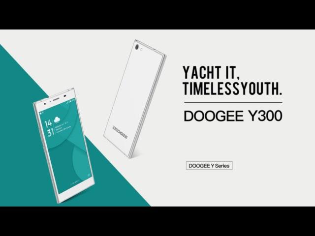 Презентация DOOGEE Y300 от Gearbest!