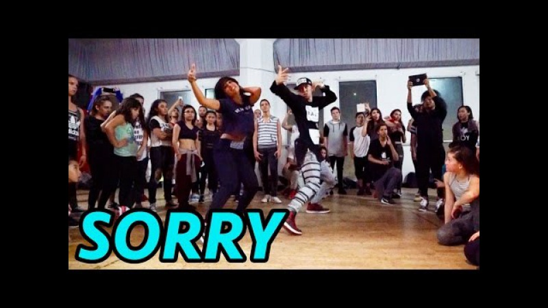 SORRY - Justin Bieber Dance | @MattSteffanina Choreography (@JustinBieber Sorry)