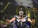 PETER CRISS DRUM SOLO LIVE 1998