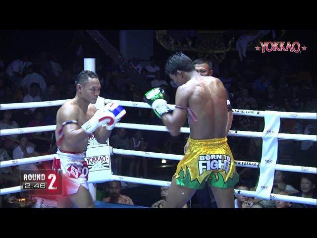 YOKKAO 5 KO Bonus Saenchai PKSaenchaiMuayThaiGym vs Singdam Kiatmoo 9 FULL-HD