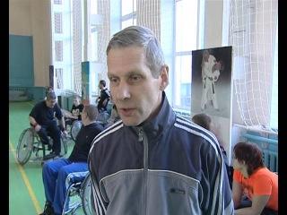 Видеоинтервью старшего тренера сборной Челябинской области по стрельбе из лука В. Чижова на мастер-классе для инвалидов