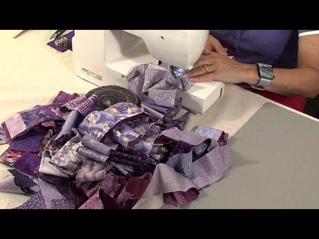 40-минутное лоскутное одеяло с Валери Несбитт