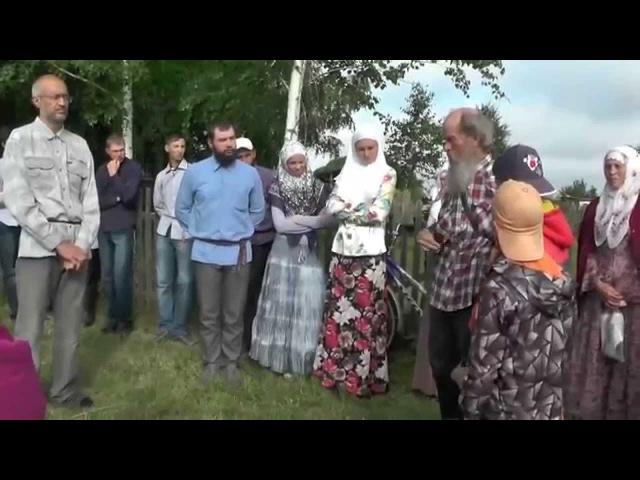 Жизнь продолжается. Сибирская деревня Потеряевка - особый уголок России . Лето-2014