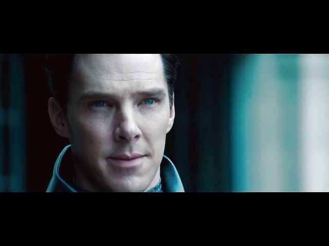 Benedict Cumberbatch-Star Trek Into Darkness.Fanvid.