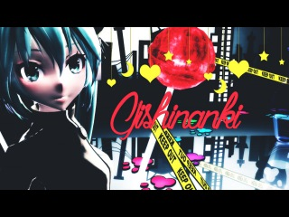 【MMD】Gishinanki ❝ by heliko ❞【+DL Motion】
