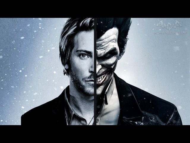 Batman: Arkham Origins - Troy Baker reading Joker's monologue from The Killing Joke