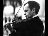 Leonid Kogan plays Glazunov Three Pieces from Raymonda, Op.57