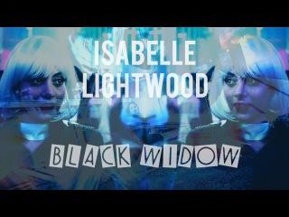 Isabelle lightwood; black widow