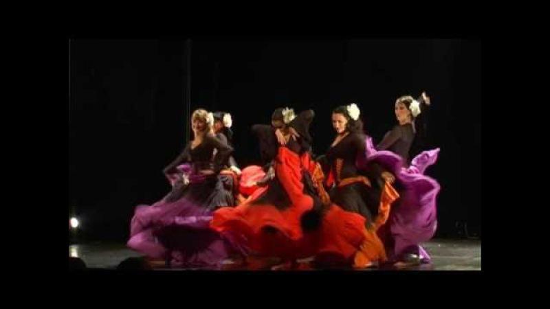 Danza Tribal Zíngara - danza fusión gitana