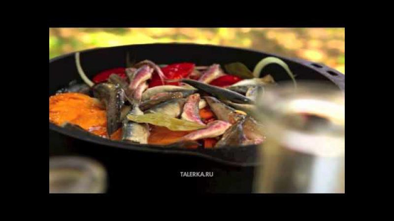Шкара одесская рыбная похлёбка