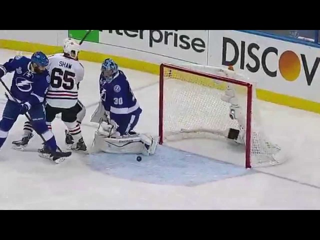 SlowmoMonday: Best of the Stanley Cup Final