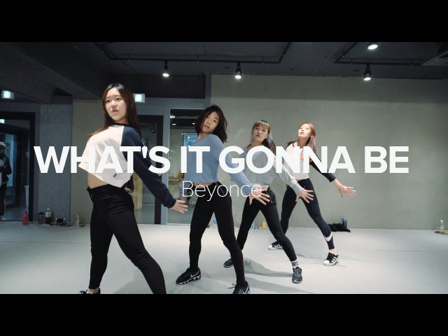 What's It Gonna Be - Beyonce / May J Lee Choreography