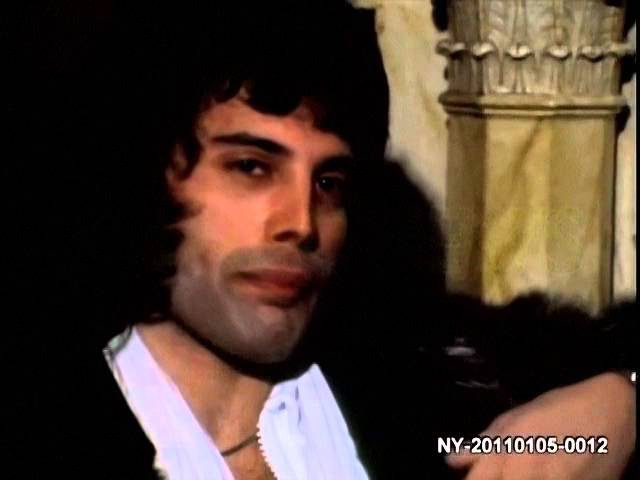 Queen-Interview at Beacon Theater,New York 1976